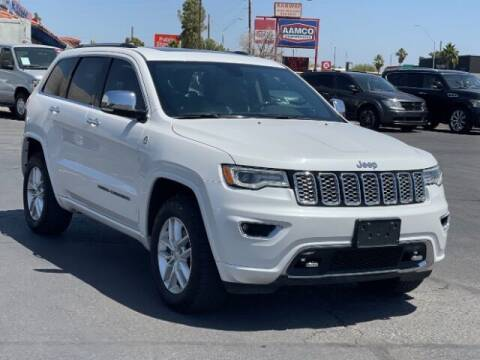 2017 Jeep Grand Cherokee for sale at Brown & Brown Wholesale in Mesa AZ