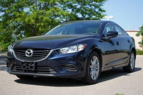 2017 Mazda MAZDA6 for sale at COURTESY MAZDA in Longmont CO