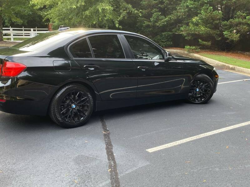 2013 BMW 3 Series for sale at Paramount Autosport in Kennesaw GA