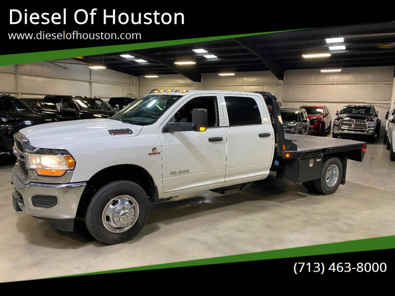 2019 RAM Ram Chassis 3500 for sale at Diesel Of Houston in Houston TX
