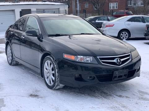 2008 Acura TSX for sale at IMPORT Motors in Saint Louis MO
