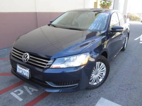 2015 Volkswagen Passat for sale at PREFERRED MOTOR CARS in Covina CA