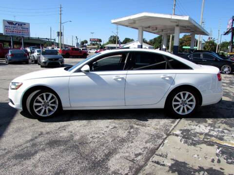 2015 Audi A6 for sale at Orlando Auto Connect in Orlando FL