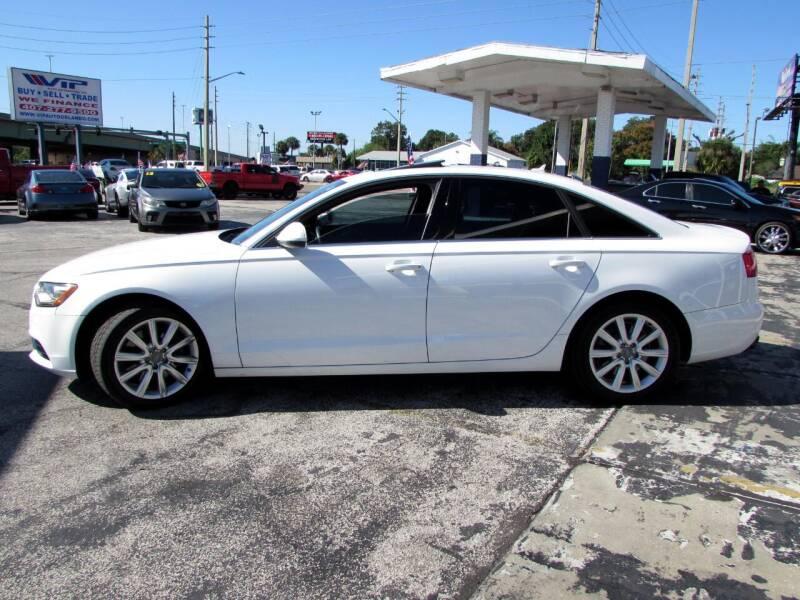 2015 Audi A6 for sale at Orlando Auto Connect in Orlando FL