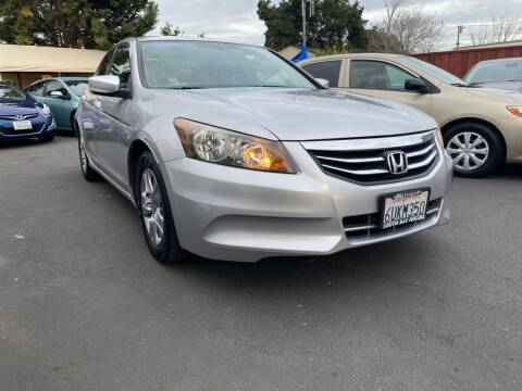 2012 Honda Accord for sale at Ronnie Motors LLC in San Jose CA
