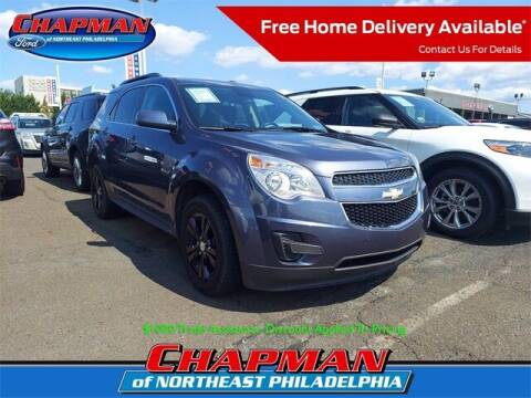 2014 Chevrolet Equinox for sale at CHAPMAN FORD NORTHEAST PHILADELPHIA in Philadelphia PA