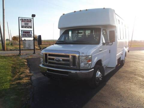 2009 Ford E-450 for sale at Dietsch Sales & Svc Inc in Edgerton OH