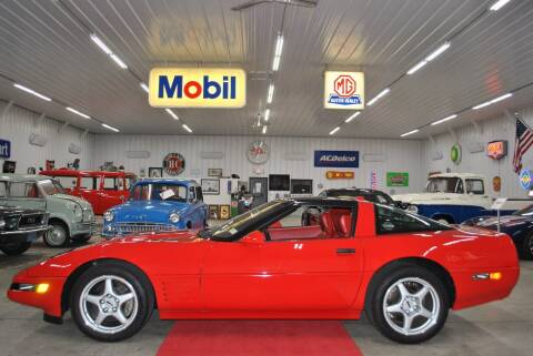 1991 Chevrolet Corvette for sale at Masterpiece Motorcars in Germantown WI