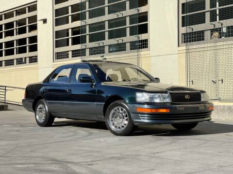 1992 Lexus LS 400 for sale at LANCASTER AUTO GROUP in Portland OR