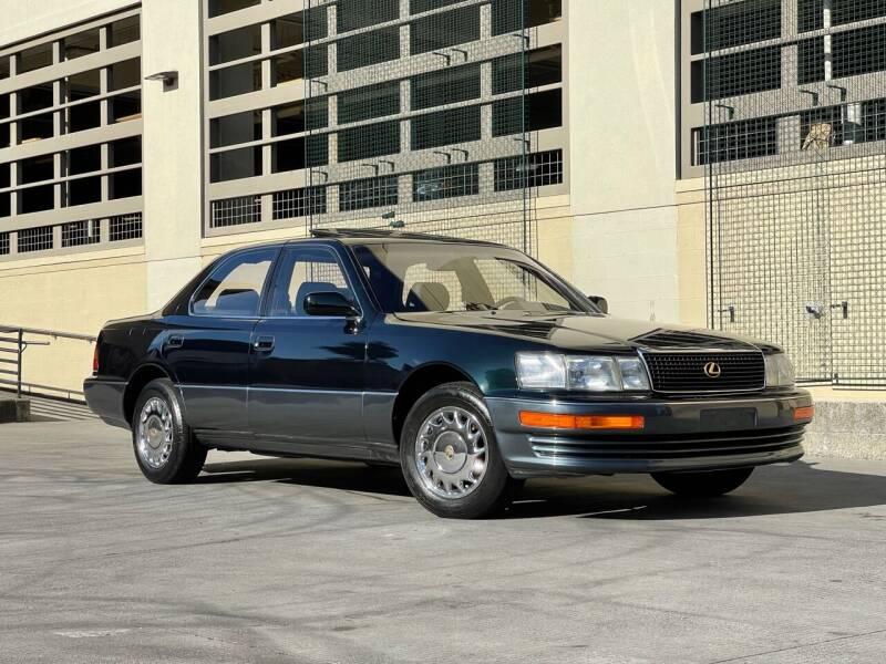1992 Lexus LS 400 for sale in Portland, OR