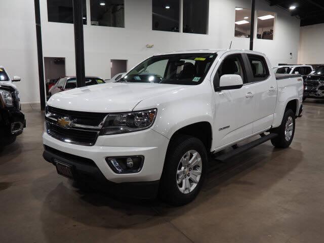 2017 Chevrolet Colorado for sale at Montclair Motor Car in Montclair NJ
