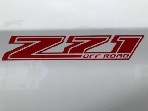 2020 Chevrolet Silverado 1500 for sale at Luv Motor Company in Roland OK