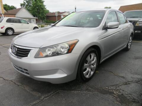 2010 Honda Accord for sale at Bells Auto Sales in Hammond IN