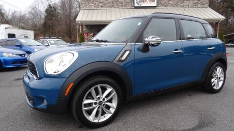 2012 MINI Cooper Countryman for sale at Driven Pre-Owned in Lenoir NC