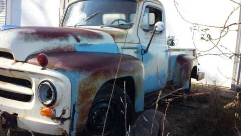 1954 International Pickup for sale at Classic Car Deals in Cadillac MI
