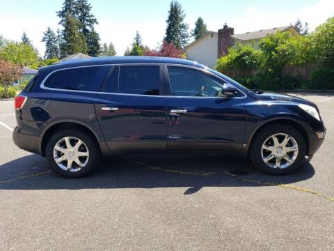 2008 Buick Enclave for sale at Seattle Motorsports in Shoreline WA