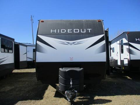 2021 Keystone Hideout 38 FQTS for sale at Lakota RV - New Travel Trailers in Lakota ND