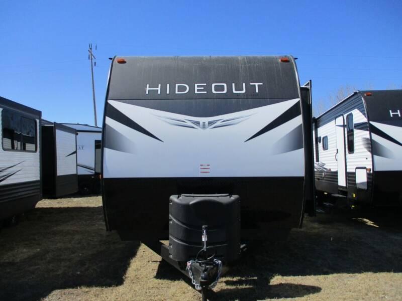 2021 Keystone Hideout 38 FQTS for sale at Lakota RV - New Travel Trailers in Lakota ND