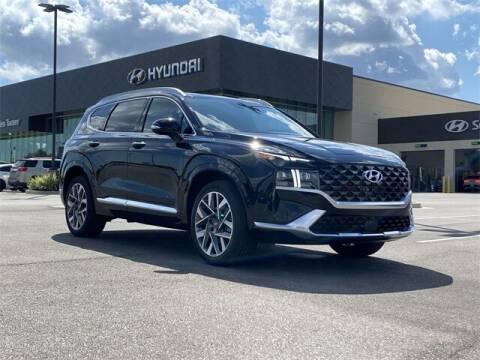 2022 Hyundai Santa Fe for sale at Allen Turner Hyundai in Pensacola FL
