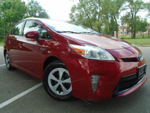 2013 Toyota Prius for sale at Sunshine Auto Sales in Kansas City MO