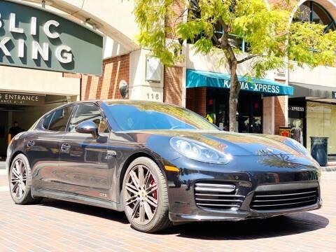 2015 Porsche Panamera for sale at Avanesyan Motors in Orem UT