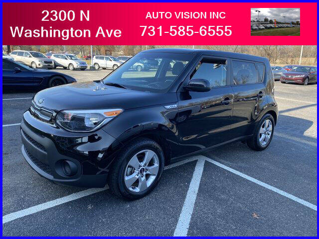 2019 Kia Soul for sale at Auto Vision Inc. in Brownsville TN