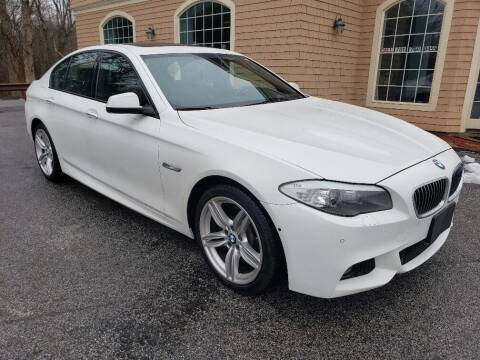 2013 BMW 5 Series for sale at Car and Truck Exchange, Inc. in Rowley MA