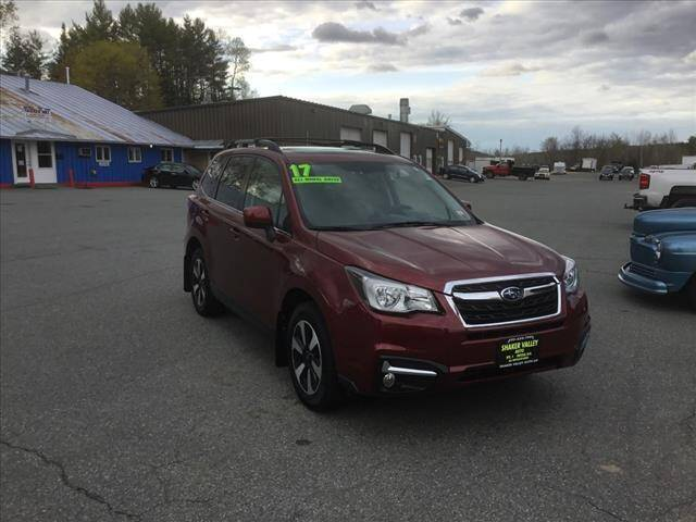 2017 Subaru Forester for sale at SHAKER VALLEY AUTO SALES in Enfield NH
