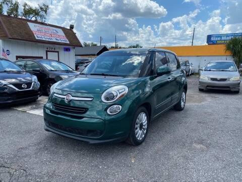 2014 FIAT 500L for sale at CENTRAL FLORIDA AUTO MART LLC in Orlando FL