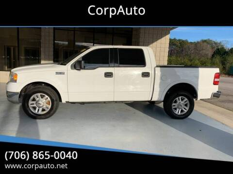 2004 Ford F-150 for sale at CorpAuto in Cleveland GA