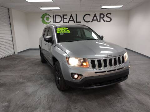 2017 Jeep Compass for sale at Ideal Cars Atlas in Mesa AZ