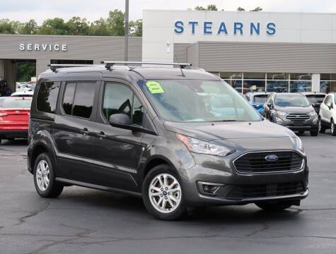 2020 Ford Transit Connect Wagon for sale at Stearns Ford in Burlington NC