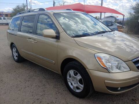 2007 Hyundai Entourage for sale at ACE AUTO SALES in Lake Havasu City AZ