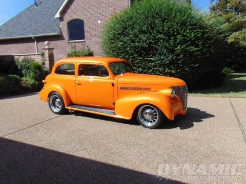 1939 Chevrolet Master Deluxe 85 for sale at SW Dynamic Motorsports in Garland TX