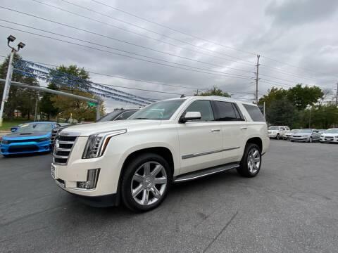 2015 Cadillac Escalade for sale at WOLF'S ELITE AUTOS in Wilmington DE