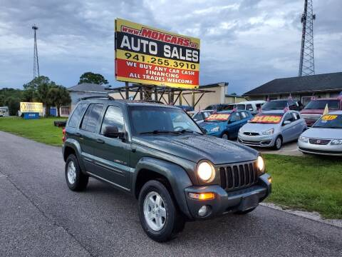 2002 Jeep Liberty for sale at Mox Motors in Port Charlotte FL