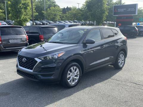 2019 Hyundai Tucson for sale at Midstate Auto Group in Auburn MA