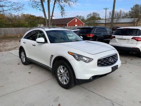 2011 Infiniti FX35 for sale at Carflex Auto in Charlotte NC