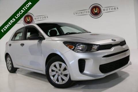 2018 Kia Rio 5-Door for sale at Unlimited Motors in Fishers IN