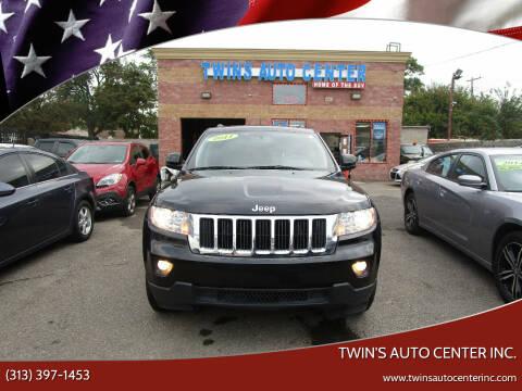 2011 Jeep Grand Cherokee for sale at Twin's Auto Center Inc. in Detroit MI