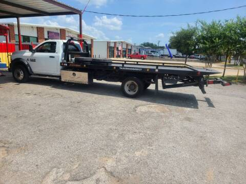 2018 RAM Ram Chassis 5500 for sale at DFW AUTO FINANCING LLC in Dallas TX