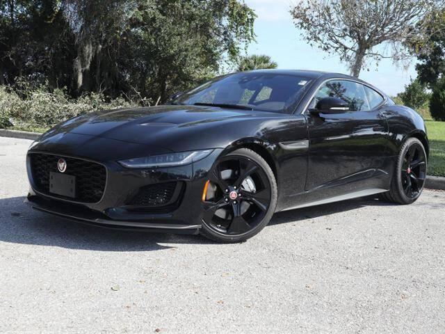 2021 Jaguar F-TYPE for sale in Sarasota, FL