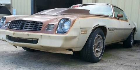 1978 Chevrolet Camaro for sale at Haggle Me Classics in Hobart IN