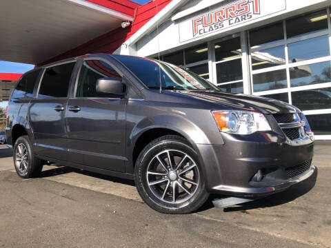2016 Dodge Grand Caravan for sale at Furrst Class Cars LLC in Charlotte NC