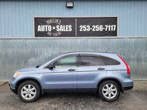 2008 Honda CR-V for sale at Austin's Auto Sales in Edgewood WA