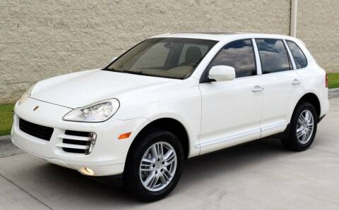 2010 Porsche Cayenne for sale at Raleigh Auto Inc. in Raleigh NC