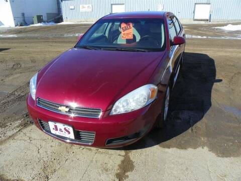 2011 Chevrolet Impala for sale at J & S Auto Sales in Thompson ND