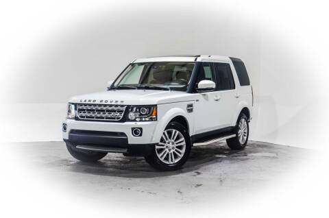 2015 Land Rover LR4 for sale at CarXoom in Marietta GA