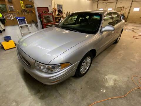 2005 Buick LeSabre for sale at Hill Motors in Ortonville MN