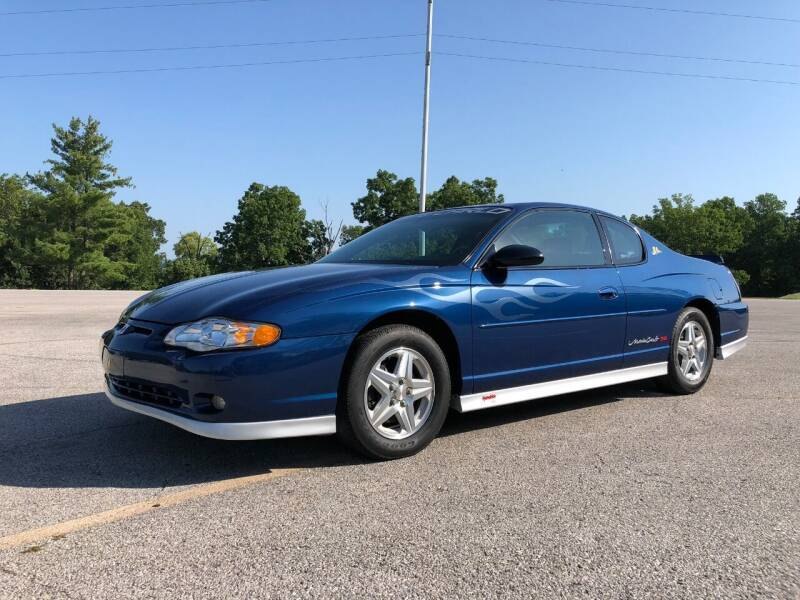 2003 Chevrolet Monte Carlo for sale at Prenger's Classics in Macon MO